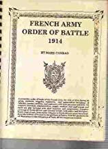French army order of battle 1914