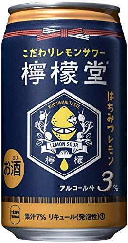 檸檬堂 はちみつレモン(350ml×24本)×2ケース
