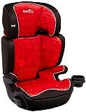 Evenflo Ferrol Color Rojo con negro, Autoasiento Booster MEX