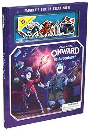 Disney & Pixar Onward to Adventure!
