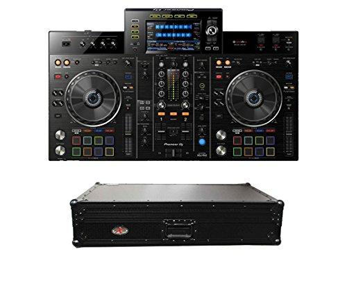 Pioneer XDJ-RX2 + Black Label ProX Case