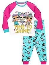 LOL Surprise Pijamas de Manga Corta para Niñas Dolls Multicolor 12-13 Años