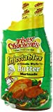 Tony Chachere's Injectable Creole Style Butter Marinade, 17 Fl Oz., (Pack of 2) by Tony Chachere's Famous Creole Cuisine