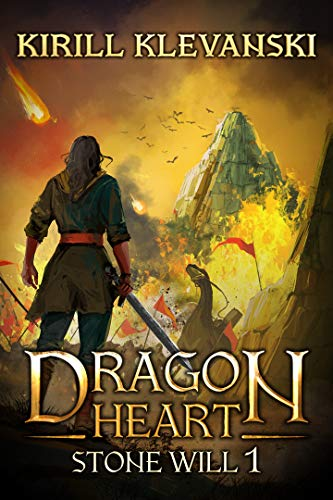 Dragon Heart: Stone Will. LitRPG wuxia series: Book 1 (English Edition)