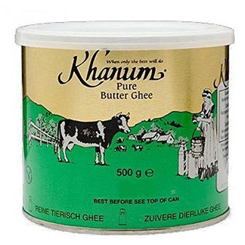 Khanum Pure Butter Ghee 500g