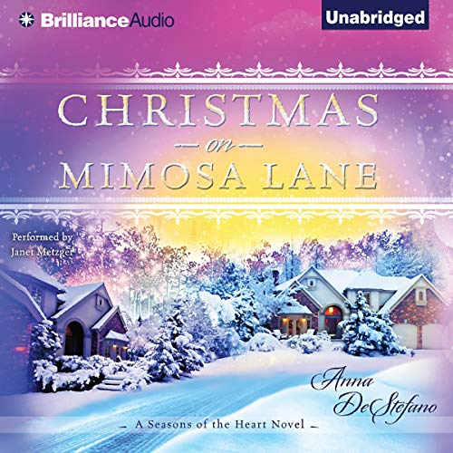 Christmas on Mimosa Lane cover art