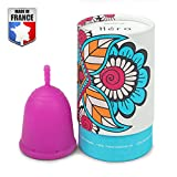 Docticup Docticup - Coupe Menstruelle - Made In France - Silicone Médical Hypoallergénique -...