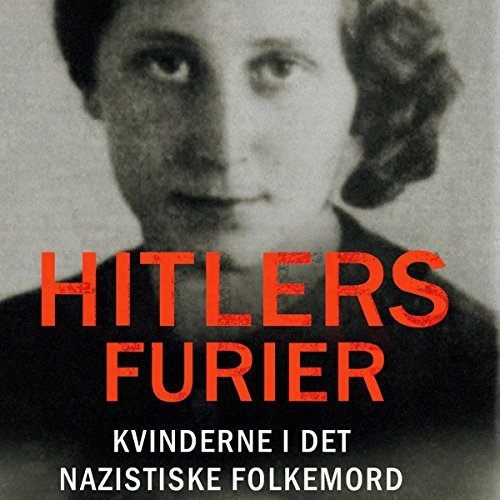 Hitlers furier audiobook cover art