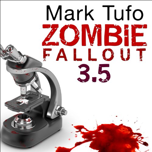 Zombie Fallout 3.5 audiobook cover art