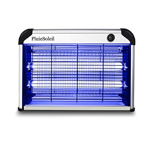 PluieSoleil Indoor Electrical Insect Fly Killer with Attracting Flies 20W...