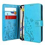 Cmid LG K61 Case, PU Leather Wallet Case Flip Book Style