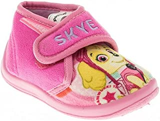 Paw Patrol Skye Chaussons pour Fille Rose