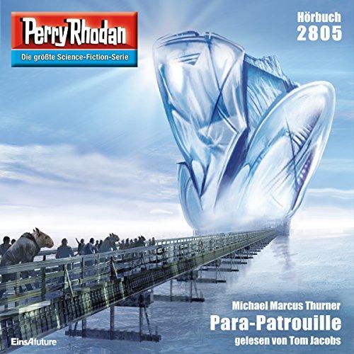 Para-Patrouille audiobook cover art