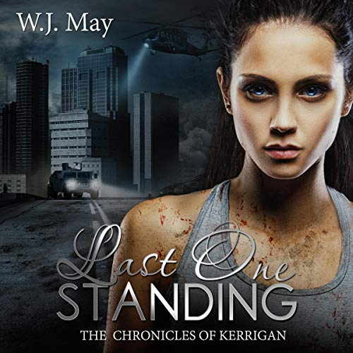 Last One Standing audiobook cover art