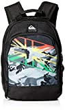 Quiksilver Boys' Little CHOMPINE Backpack, black, 1SZ
