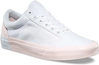 c678a00cf6 Vans Old Skool (Blocked) Pearl True White SZ 8.5M 10.0W