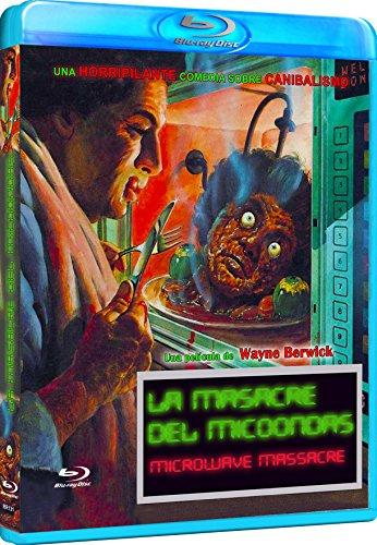 La masacre del microondas (Microwave Massacre) [Blu-ray]