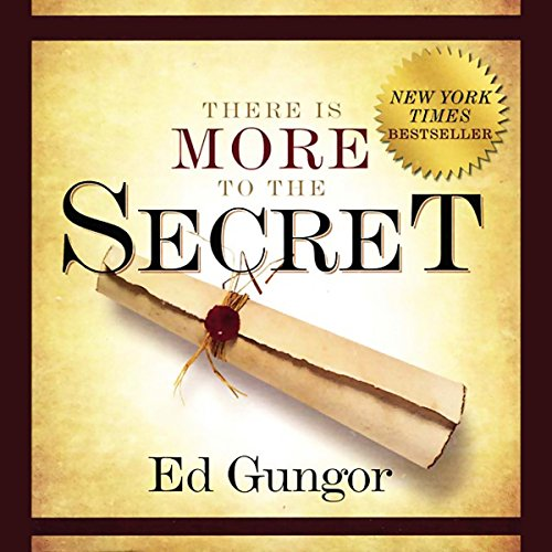 There Is More to the Secret audiobook cover art