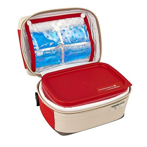 Campingaz Glacière souple déjeuner isotherme avec boîte et accumulateur de froid M