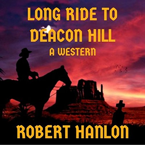 Long Ride to Deacon Hill audiobook cover art