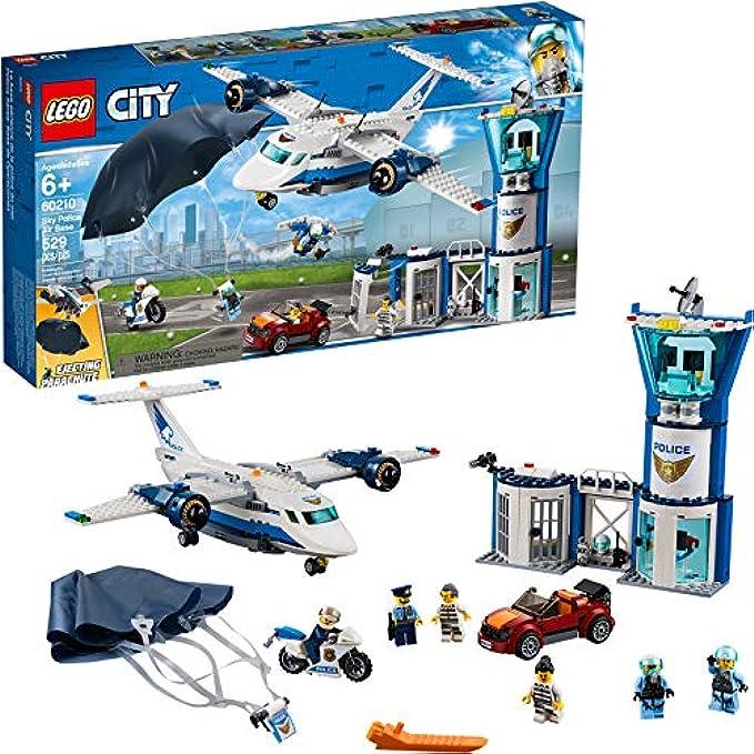 בסיס אווירי 60210 LEGO City