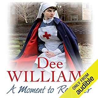 A Moment to Remember                   By:                                                                                                                                 Dee Williams                               Narrated by:                                                                                                                                 Kim Hicks                      Length: 7 hrs and 50 mins     10 ratings     Overall 4.3
