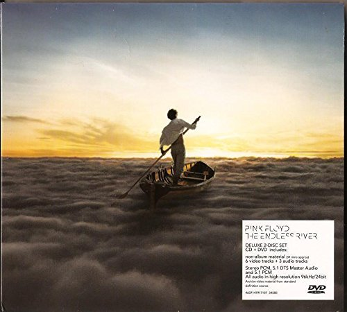 Pink Floyd The Endless River (2014) Deluxe CD + DVD Set DigiPak by Pink Floyd