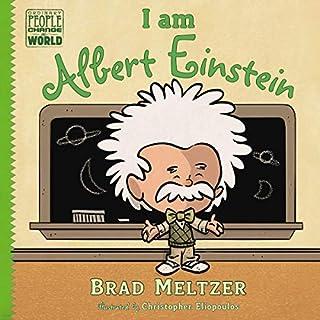 I Am Albert Einstein cover art
