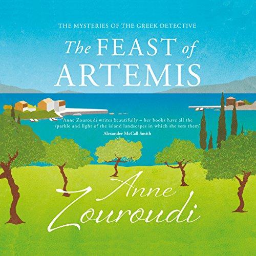 The Feast of Artemis cover art