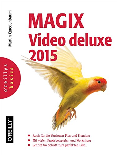 MAGIX Video deluxe 2015 (Basics)