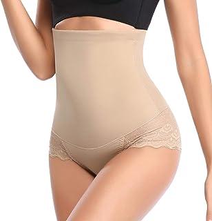 e9b7df98b62b7f Joyshaper Figurformender Miederslip Damen Bauch Weg Stark Formend ohne Bein  Miederhose Miederpants Nahtlose Hohe Taille Shaping