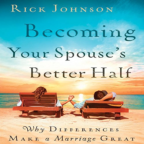 Becoming Your Spouse's Better Half audiobook cover art