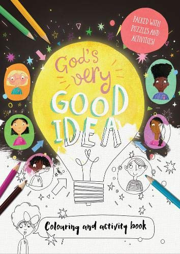 God's Very Good Idea - Coloring and Activity Book (Tales That Tell the Truth)