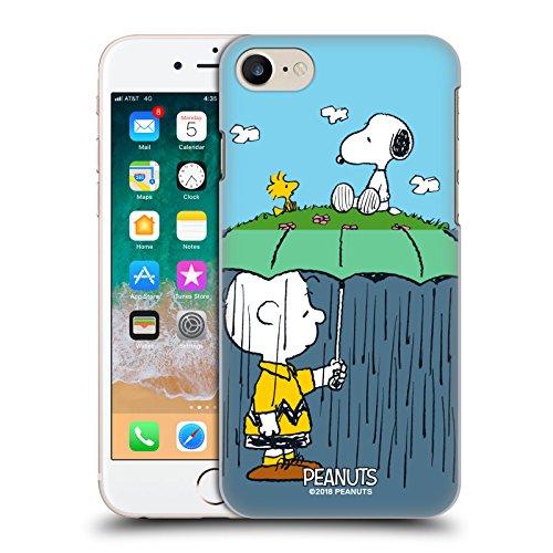 Head Case Designs Offiziell Zugelassen Peanuts Charlie, Snoppy & Woodstock Halbzeiten Und Gelächter Harte Rueckseiten Handyhülle Hülle Huelle kompatibel mit Apple iPhone 7 / iPhone 8 / iPhone SE 2020