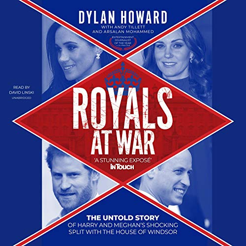 Royals at War cover art