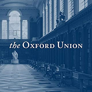 The Oxford Union on Audible cover art