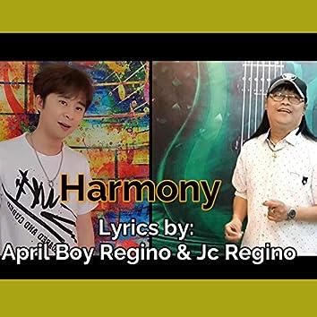 Harmony (feat. April Boy Regino)