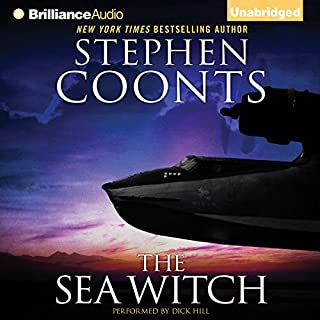 The Sea Witch audiobook cover art