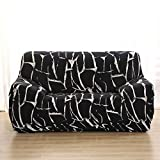 ASCV Elastic Sofa Slipcovers All-Inclusive Couch Cover Corner Sofa Covers for Living Room Funda Sofa Sofa Towel A2 3 Seater
