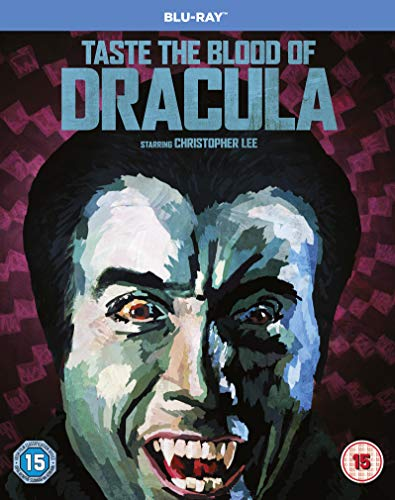 Taste The Blood Of Dracula [Edizione: Regno Unito] [Italia] [Blu-ray]