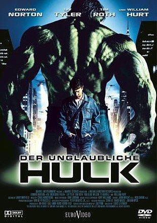 Der unglaubliche Hulk (ungekürzte US-Fassung) (2008)