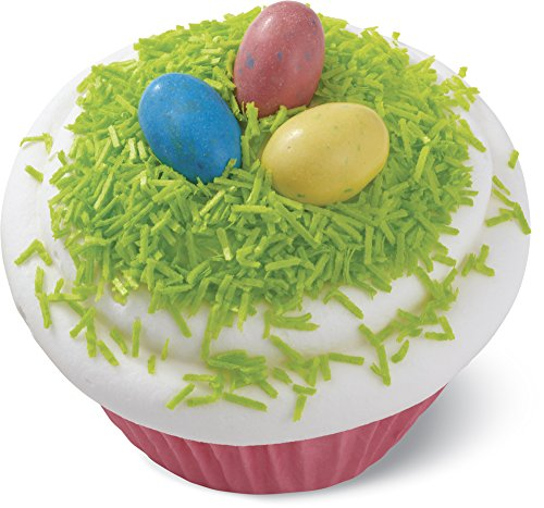 Wilton Industries Green Easter Grass Sprinkles