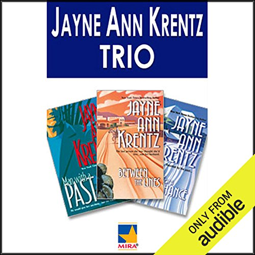 Jayne Ann Krentz Trio audiobook cover art