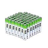 Enviromax AAA Digital Alkaline Batteries (48 Pk)