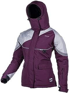 Striker Ice SI W Prism Jacket, Marsala/Gray