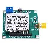 Módulo de referencia de voltaje de salida de 2,5 V/5 V/7,5 V/10 V con multímetro digital de 6 dígitos y 1/2, componentes electrónicos LM399 de alta precisión