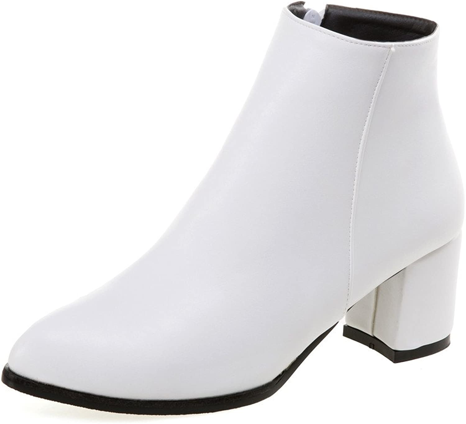 DoraTasia Sexy High Hell Women's Ankle Boots