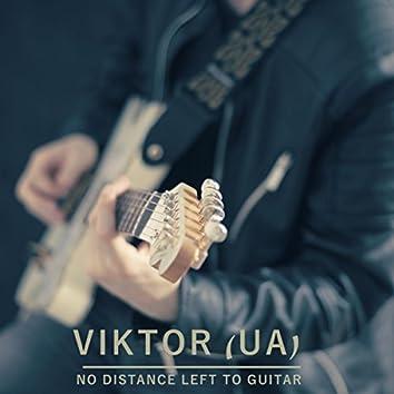 No Distance Left To Guitar
