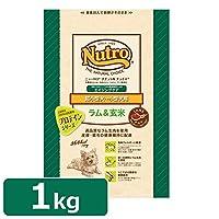 ニュートロジャパン ナチュラルチョイス [超小型犬-小型犬用] 7歳以上エイジングケア ラム&玄米 1kg