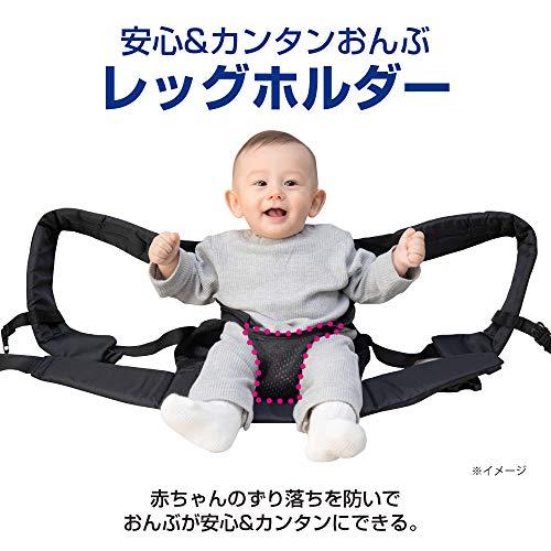 Graco(グレコ)首すわりから使える抱っこ紐ルーポップRoopop(やわらかメッシュ、疲れにくい腰ベルト)アクティブボーダー(レッド)67333